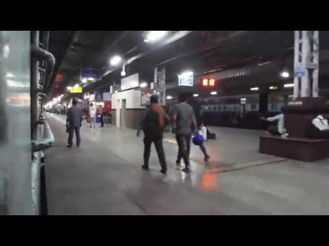 Full Train Journey Highlights | Jaipur - Bhopal