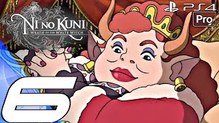Ni No Kuni Remastered - Gameplay Walkthrough Part 6 - Castaway Cove & Al-Khemi (Full Game) PS4 PRO