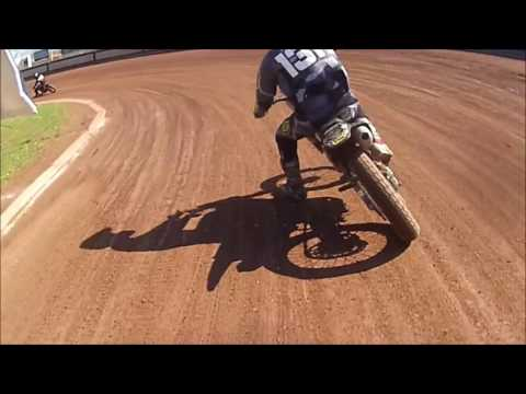 DTRA Round 1 Rye House - Rookies race 1 09/04/2017