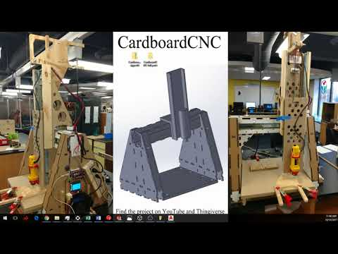 CNC Parts Files from thingiverse download