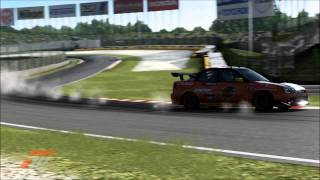 Team ORANGE Raw footage(Forza Motorsport 4)