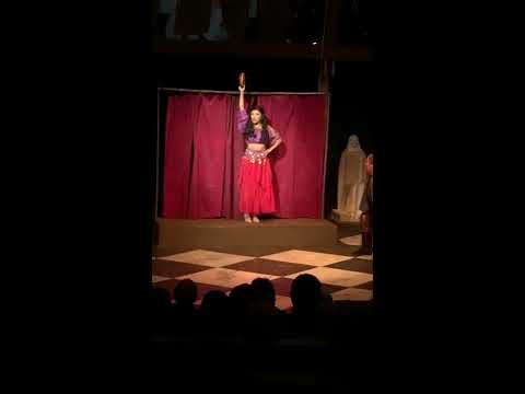 Rhythm of The Tambourine from The Hunchback of Notre Dame - Alicia Rose Dishon