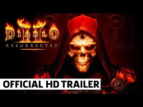 Diablo II: Resurrected Reveal Trailer | BlizzCon 2021