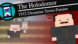 Collectivisation and the Ukrainian Famine - History Matters (Short Animated Documentary)