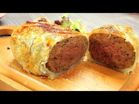 住家素造-素威靈頓牛柳 Vegetarian Beef Wellington