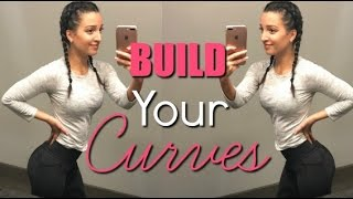 Building Your Curves | Full Body Gym Workout