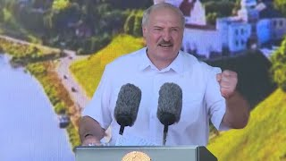 Срочно! ГЛАВНЫЕ заявления Лукашенко в Гродно о событиях в Беларуси