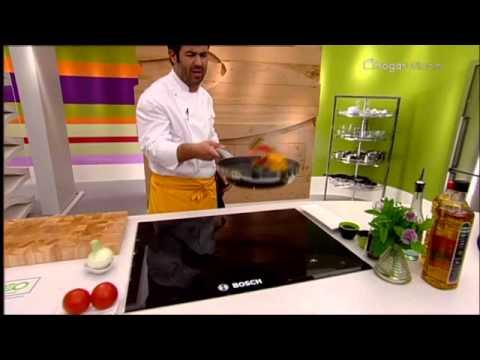 Cocina con bruno oteiza coca de salchichas youtube - Cocina con bruno ...