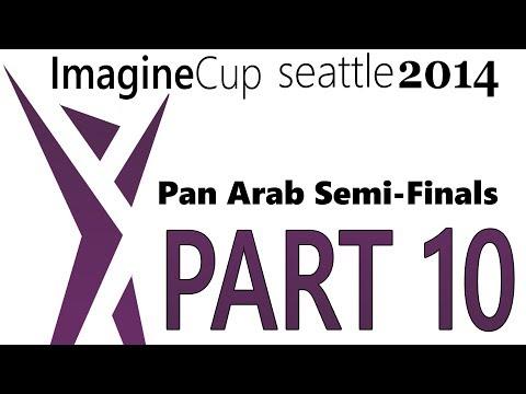 Part 10 - Butterfly (Bahrain) - Microsoft Imagine Cup Pan-Arab Semi-Finals 2014