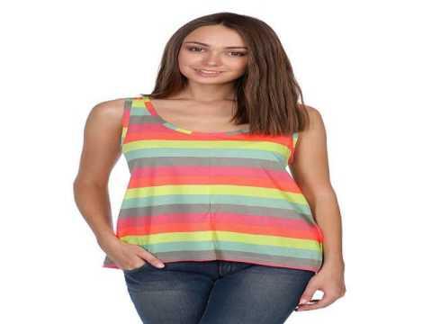 летняя одежда для женщин с широкими бедрами