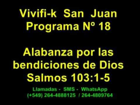 Programa Nº 18 - Vivifi-k San Juan Radio