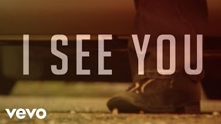 luke bryan i see you lyric video