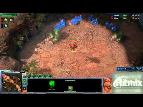 EmpireSiw vs WWSortOf: Ritmix RSL 4 Group E - [Starcraft II]