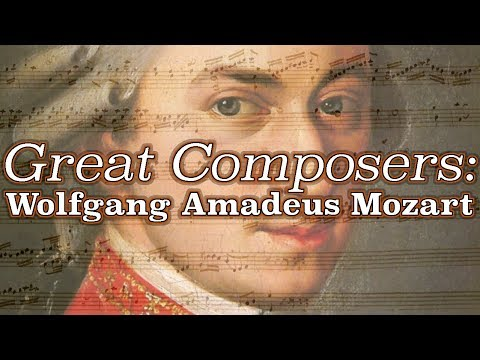 Great Composers: Wolfgang Amadeus Mozart