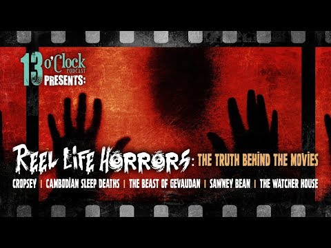Episode 163 - Reel Life Horrors: True Stories Behind Horror Movies