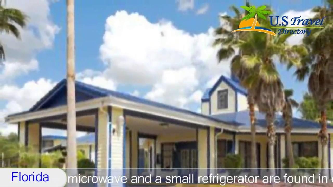 Days Inn Kissimmee Theme Parks East Hotels Florida