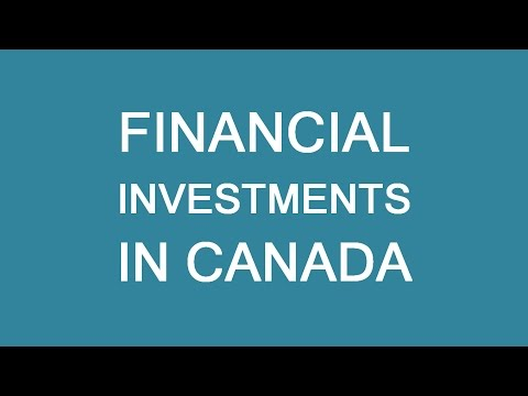 Investments in Canada. LP Group