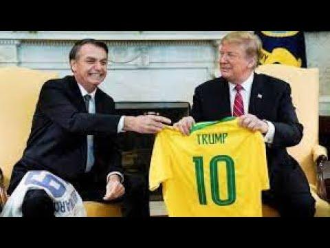 Bolsonaro precisa de apoio internacional, mas despreza Rússia, briga com China e sonha com EUA.