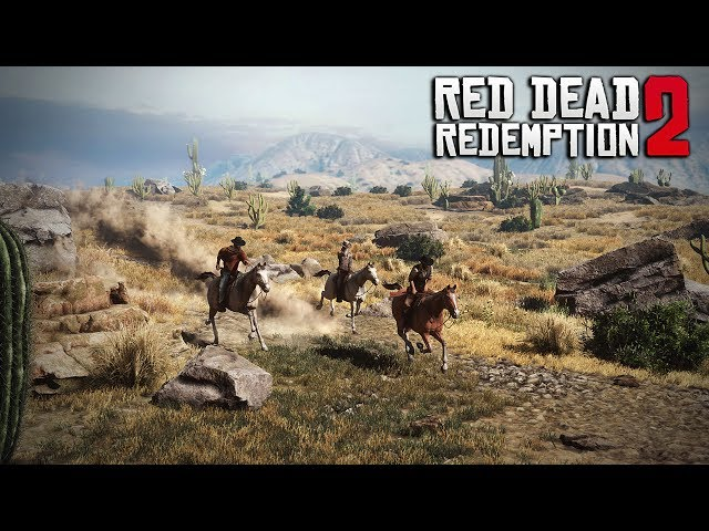Red Dead Redemption 2' launch pushed back to spring 2018?