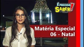 MATÉRIA ESPECIAL 6 - NATAL