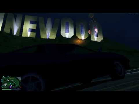 Backlit etiquetas Vinewood