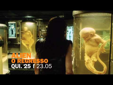 CANAL HOLLYWOOD - ESPECIAL ALIEN