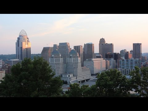 Cincinnati Observation Deck
