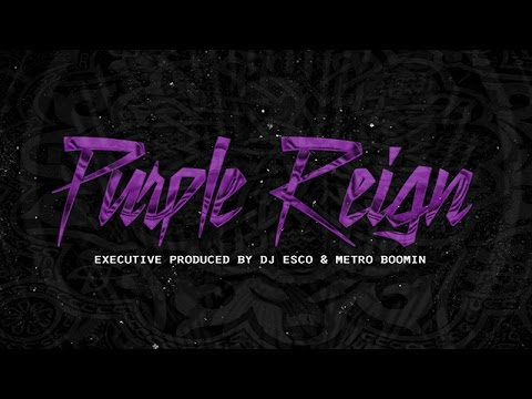 Thumbnail: Future - No Charge (Purple Reign)