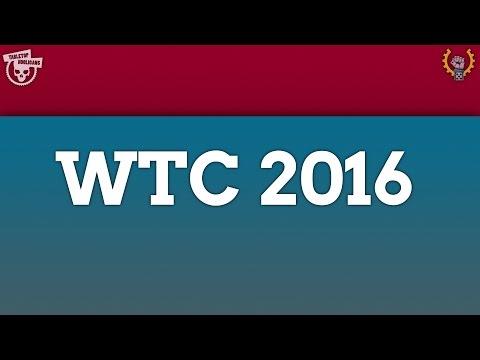 WTC 2016 - Rd 2 - Australia Echidna vs. Sweden Dynamite, Colin Hill vs. Gustav Berggren