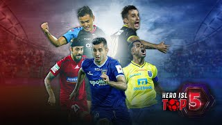 Hero ISL Top 5 - Episode 4 feat. Long-Range Goals
