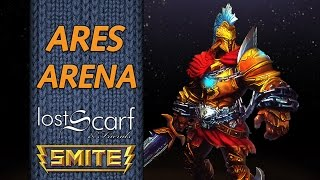 ScarfPlays Smite 602 - Champion of the Arena - SWC Ares