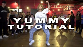 Justin Bieber - Yummy Dance Tutorial | Matt Steffanina