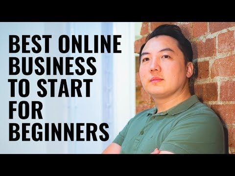 Best Online Business to Start For Beginners