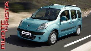 Renault Kangoo - Ruote in Pista n. 2230 - Le News di Autolink