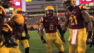 DJ Foster Arizona State Football Highlights II ASU