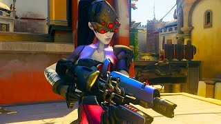 OVERWATCH GAMEPLAY - MOST POWERFUL CHARACTERS! (Overwatch PC Gameplay)