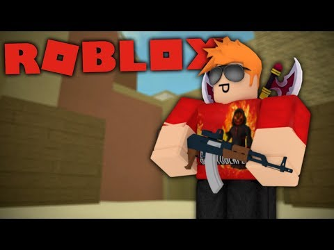 What is the best Roblox FPS game?
