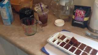 Make Perfect Iced Coffee - Iced Coffee Ice Cubes with Chad Harris