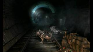Metro 2033 Gameplay