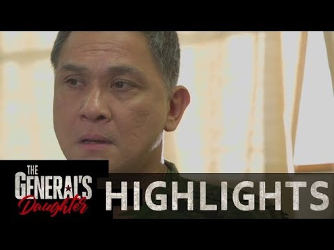 Greg continues to doubt Marcial | The General's Daughter