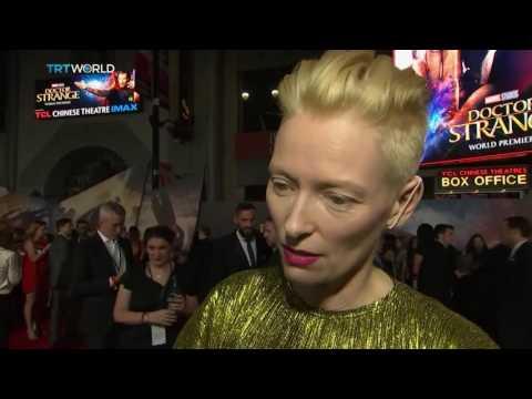 Showcase: 'Doctor Strange' World Premiere