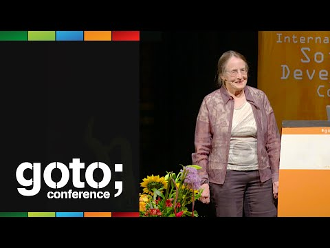 GOTO 2015 • Progress Toward an Engineering Discipline of Software • Mary Shaw
