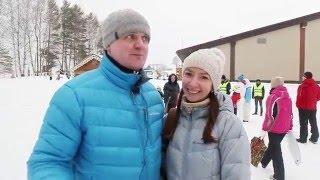 "Зимний фестиваль семейного отдыха ""Лыжня Доброград - 2016"""