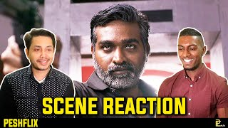 Vikram Vedha Mass Intro Scene Reaction | Vijay Sethupathi, Madhavan | PESHFlix Entertainment