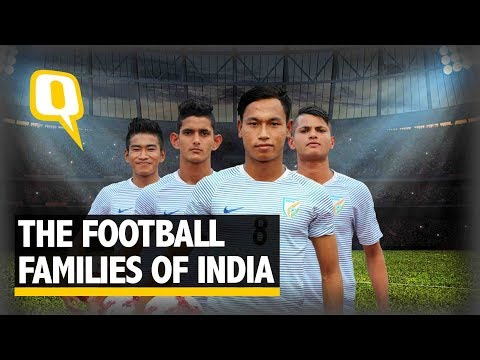 Under-17 Football World Cup: The Families that gave us India's Football Stars | The Quint