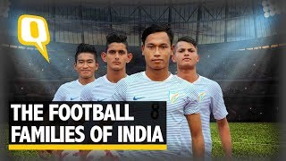 Apart from their footballing skills and the passion to play for Ind...