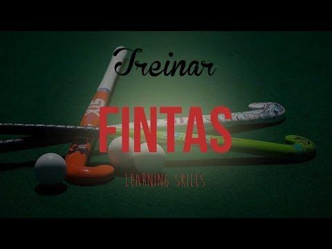 Treinar Fintas [Learning Tricks] - Hoquei em Campo [Field Hockey]