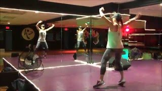 Yeah, by Usher, Bhangra Remix, Dance Fitness, Zumba ® at Love 2 Be Fit Studio