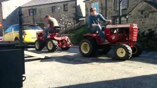 4x4 Wheel Horse tug of war