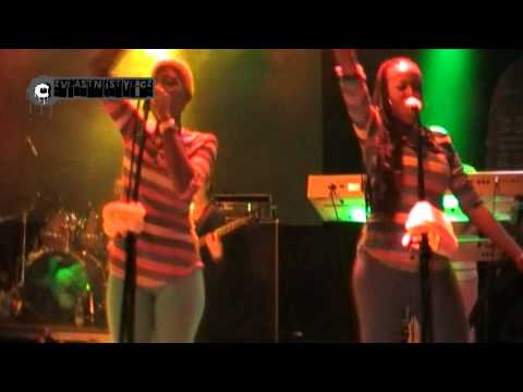 MR. VEGAS -  THE VOICES OF SWEET JAMAICA - LIVE - PRAGUE